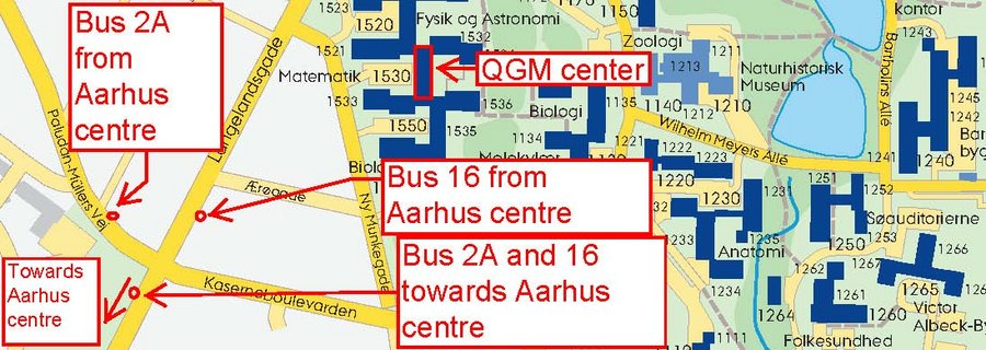 How to get to QGM